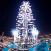 Burj Khalifa Firework Displays