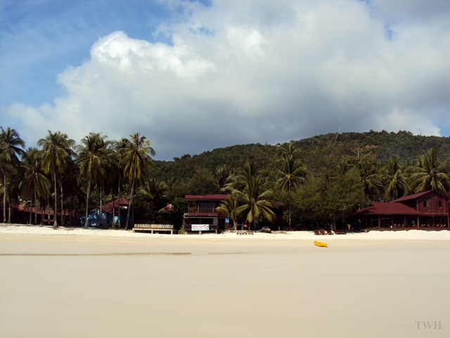 TWH Throwback Percutian di Pulau kerana Rindu