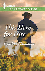 This Hero for Hire by Cynthia Thomason