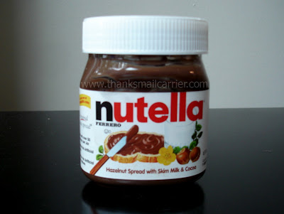 Nutella recipe