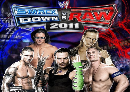 wwe raw vs smackdown 2011 pc game download
