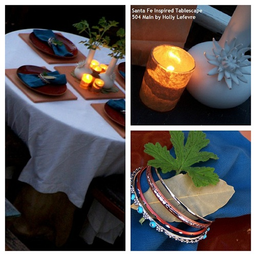 http://www.504main.com/2012/09/santa-fe-inspired-tablescape.html