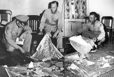 Ovnis hallados en 1950, interesantes documentos FBI disclosure - 2011