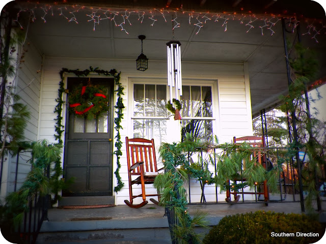 Holiday Porch @ Southern Direction