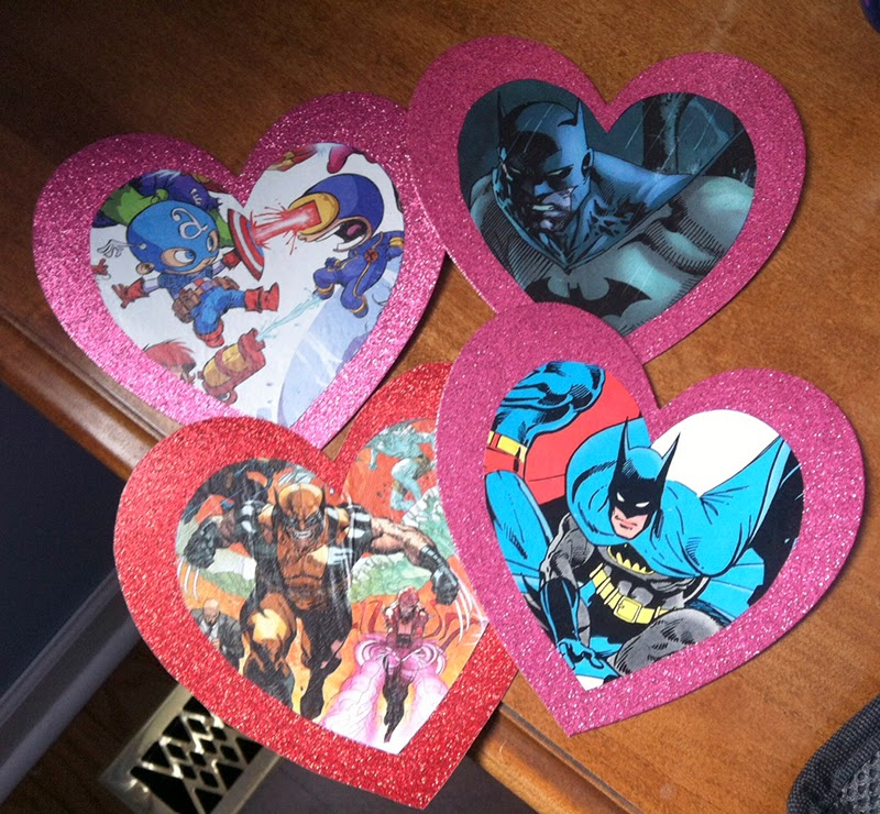 Geek With Curves Ideas For Making Your Own Geeky Valentine S Day