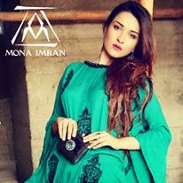 Rang Basanti Summer Collection by Mona Imran