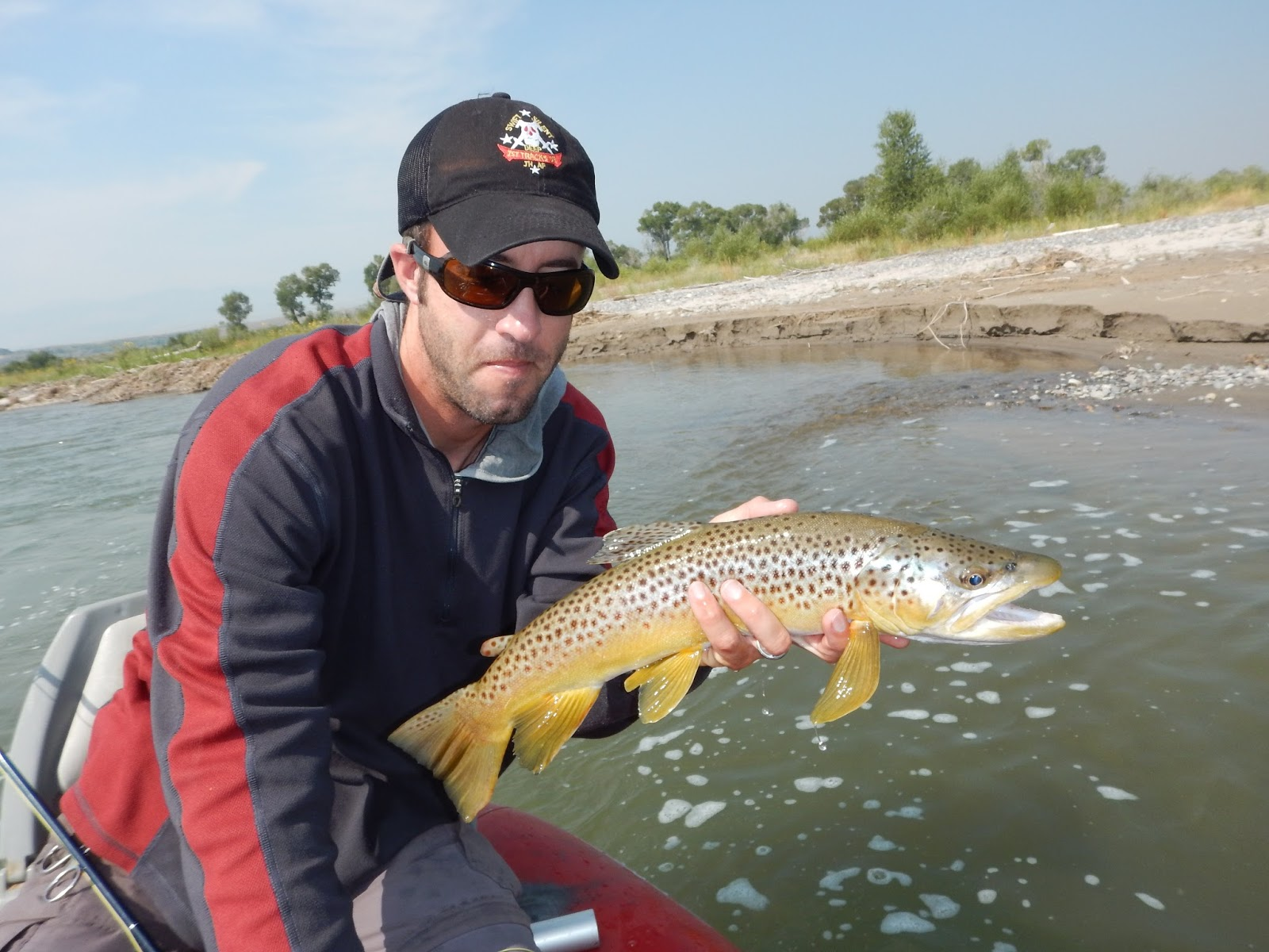 jackson hole fly fishing report september 7 2015