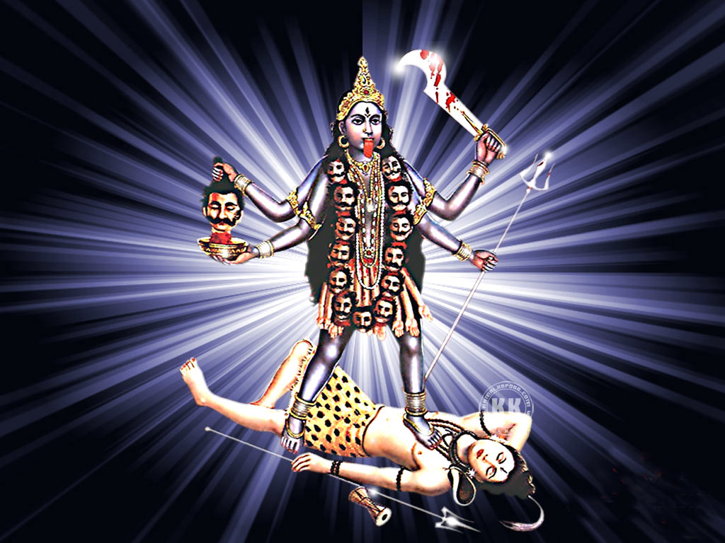 maa kali wallpapers hindu god wallpapers free download