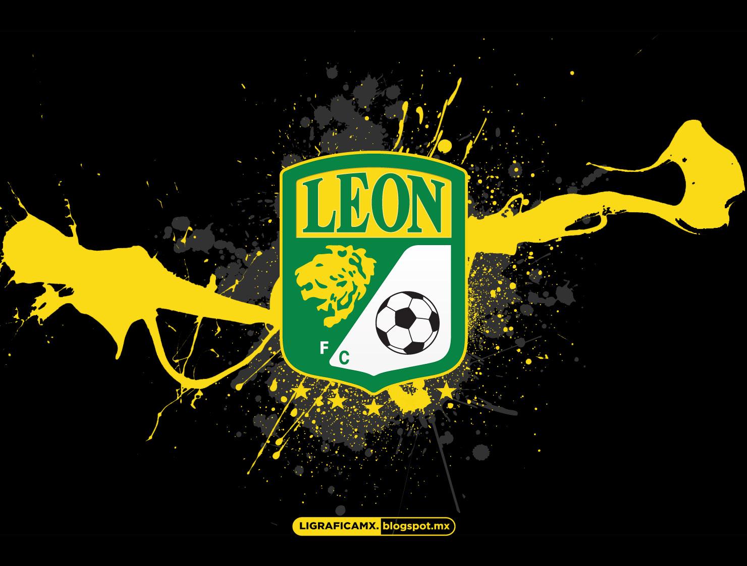 Club Leon Fc Wallpaper club leon fc logo wallpapers for pinterest