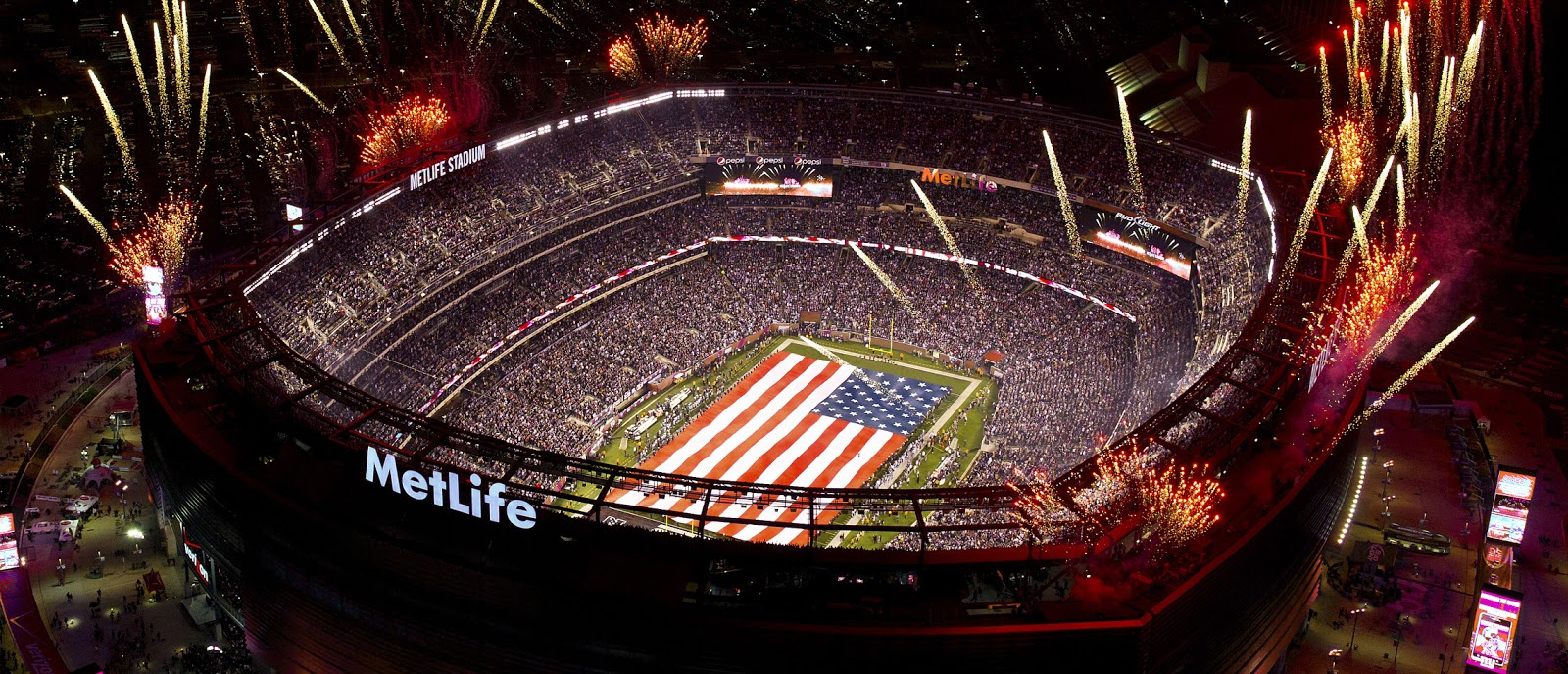 Super Bowl XLVIII dans le New Jersey