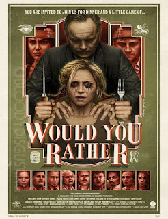 Poster de Ver Película Would You Rather Online (2012)