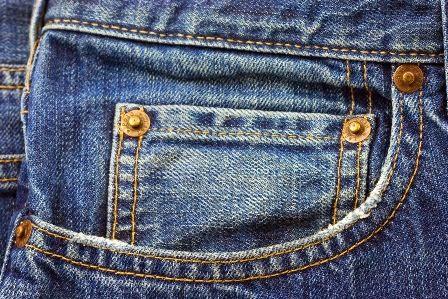 Tahukan Anda Mengapa Terdapat Poket Kecil Pada Seluar Jean