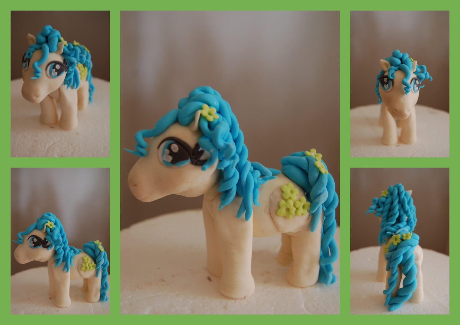 Wicked Creations: My Little Pony - Cake Topper