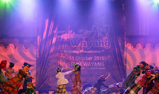 FESTIVAL WAYANG 7-11 OKTOBER 2015 DI MUSEUM WAYANG KOTA TUA JAKARTA