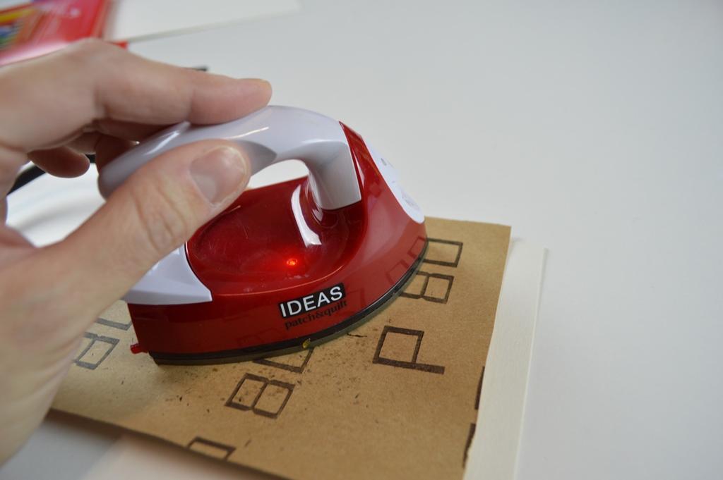Pintar con papel de lija 4 ideas diferentes elenarte - Papel de transferencia para plancha ...