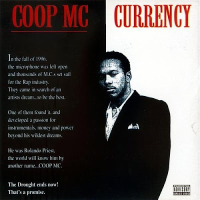 Coop MC – Currency (CD) (1997) (320 kbps)