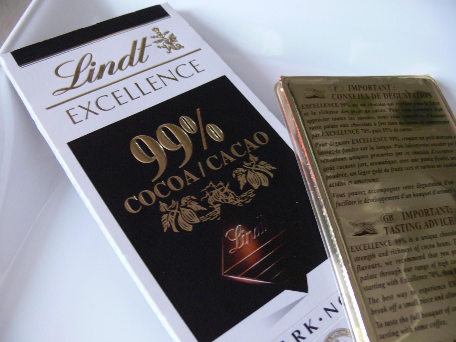 The Ultimate Chocolate Blog: 99% Dark Chocolate, Only for the Dark ...