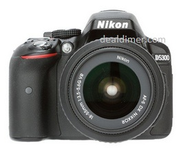 Nikon-d5300-with-18-55mm-and-55-200mm-Camera