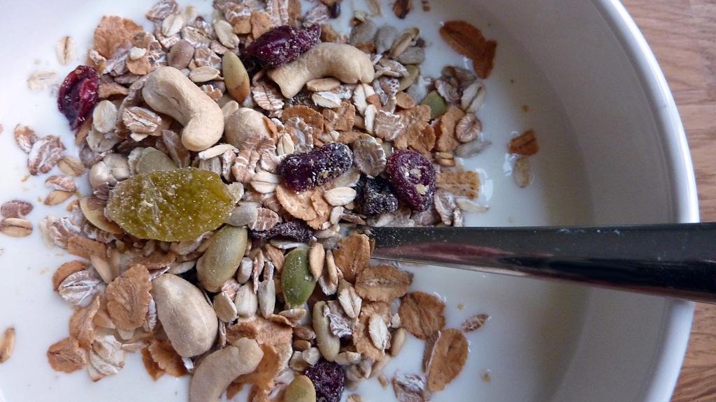 Nyttig musli utan socker recept