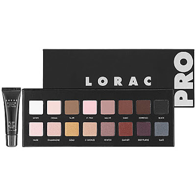 More Than Adored Lorac Pro Giveaway!