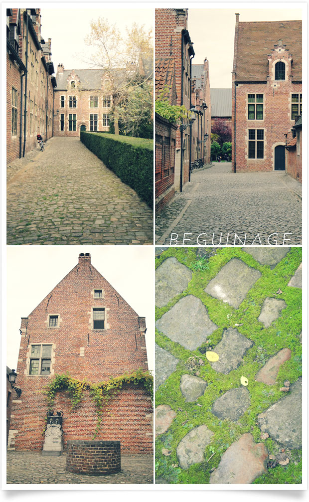 Grand Beguinage Leuven