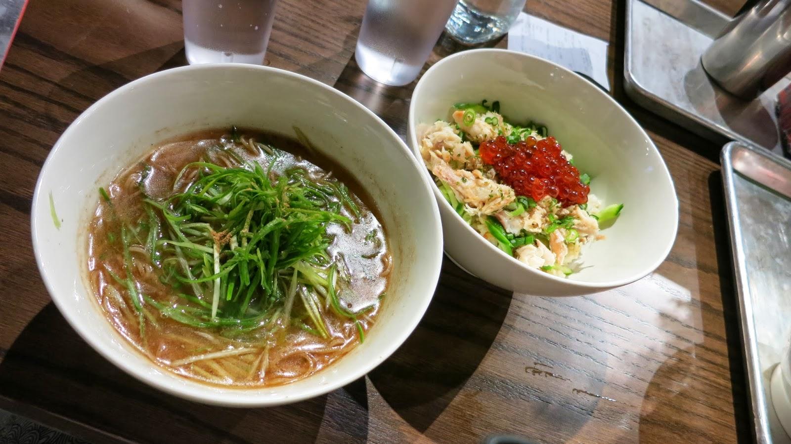 Ivan Ramen Slurp Shop New York À La Keiko Nykeiko Eats Gotham West Market Nyc Ivan