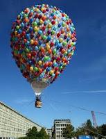 Domenica 19 maggio Milano FAI mongolfiera
