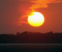 Транзит Венеры по диску Солнца