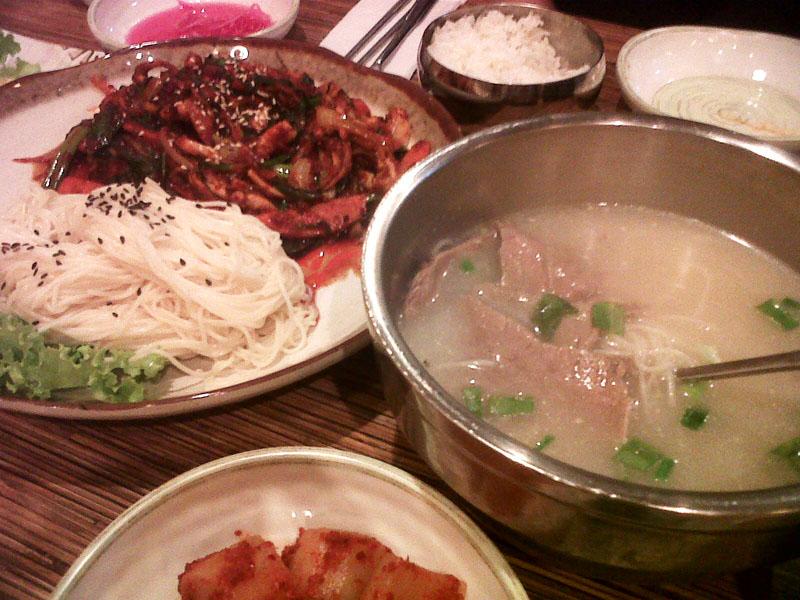 Daftar Restoran Korea Terenak di Bandung - Tudari