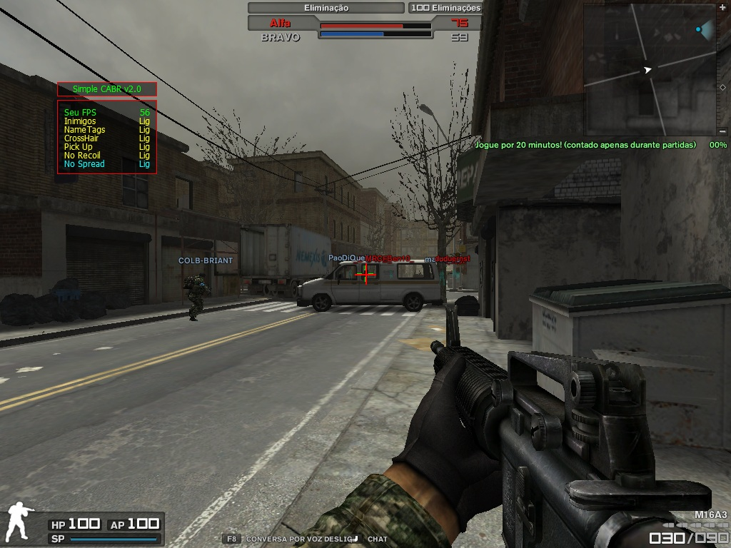 crossfire Combat Arms Hilesi Simple CABR v2.0 indir   Download