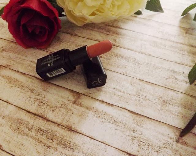 Calvin Klein -  Delicious Luxury Creme Lipstick in Henna