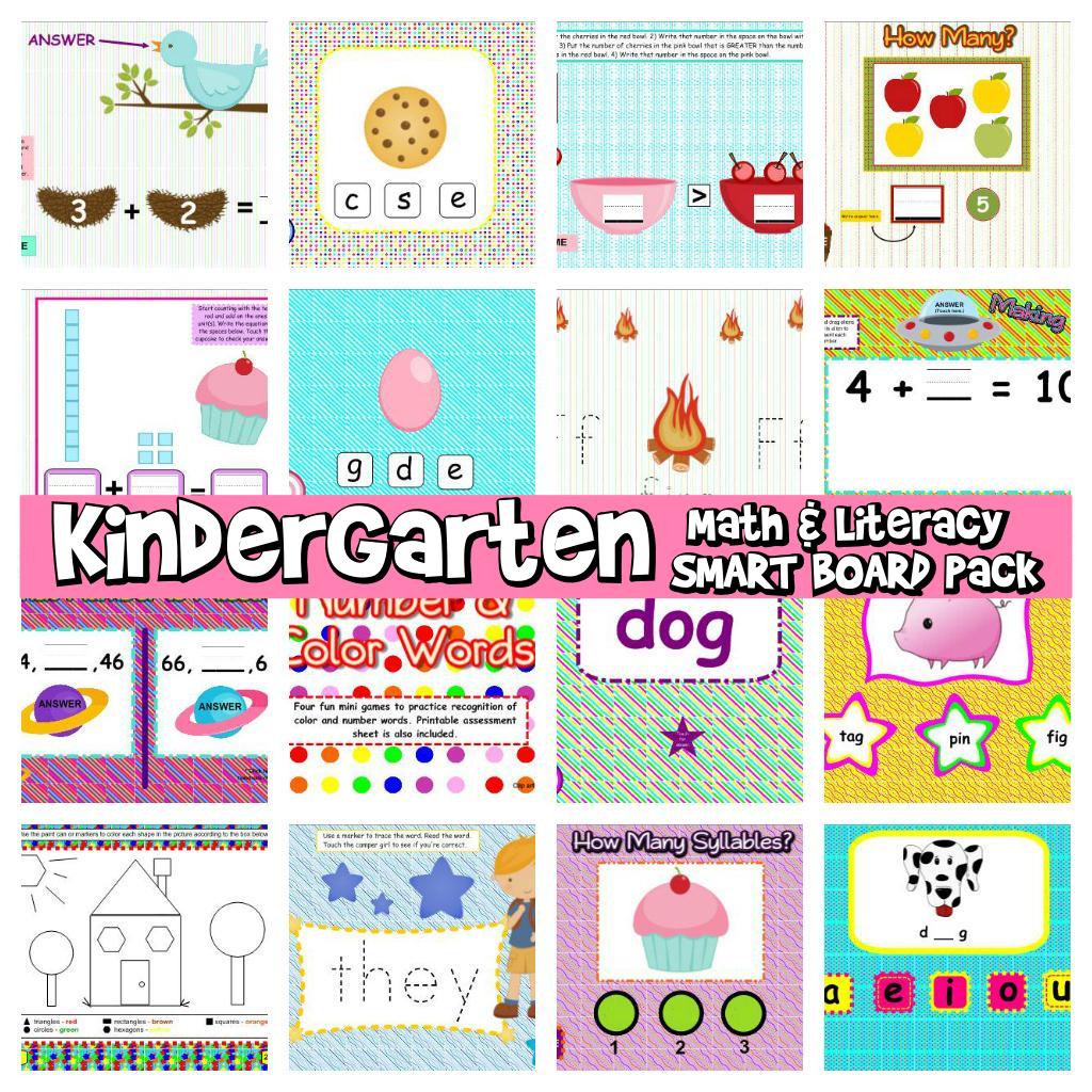 Interactive Calendar Games Kindergarten : Math interactive games for smartboard