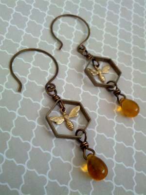 honeysweet earrings