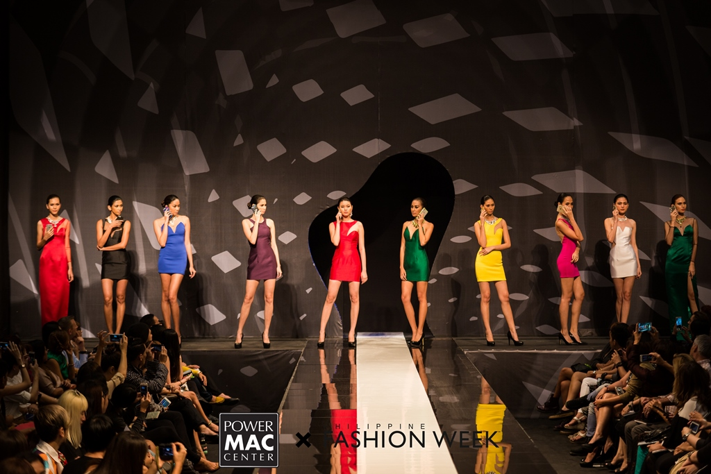 Power Mac Center debuts at Philippine Fashion Week