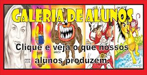 GALERIA DE DESENHO DE ALUNOS