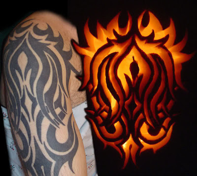 tribal tattoos for men shoulder. Tribal Tattoos For Men on Arm