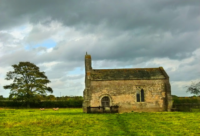 St Mary's Chapel, Lead, Towton, Saxton, Crooked Billet, North Yorkshire