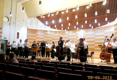 Final de concert Haydn