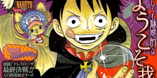 Classement, One Piece, Shueisha, Manga, Actu Manga, Weekly Shonen Jump,