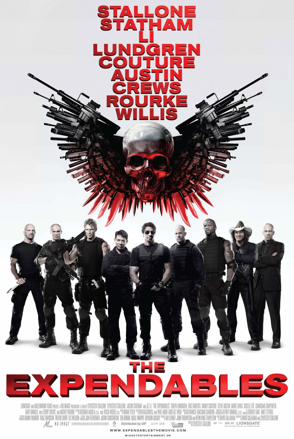 The Expendables | The Random Films
