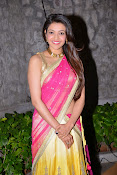 kajal agarwal photos in half saree-thumbnail-5