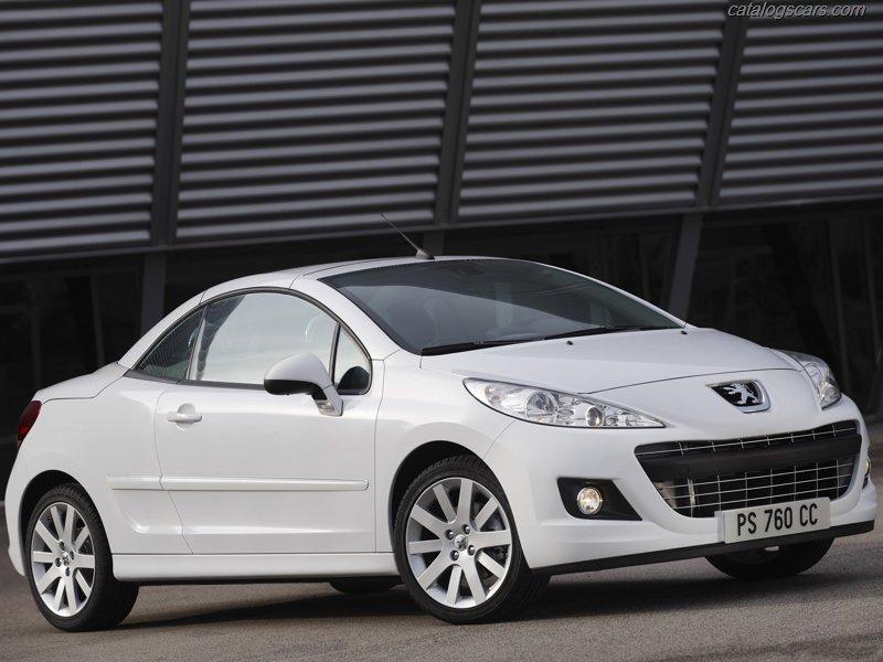 صور سيارة بيجو 207 سى سى 2015 اجمل خلفيات صور عربية بيجو 207 سى سى 2015 Peugeot 207 CC Photos