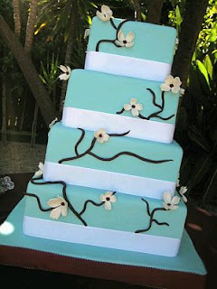 Wedding Decor, oriental cakes