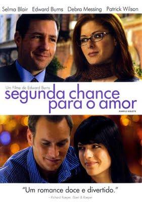 Capa - Segunda Chance Para o Amor