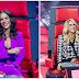 The Voice vira palco para rixa entre Ivete Sangalo e Claudia Leitte