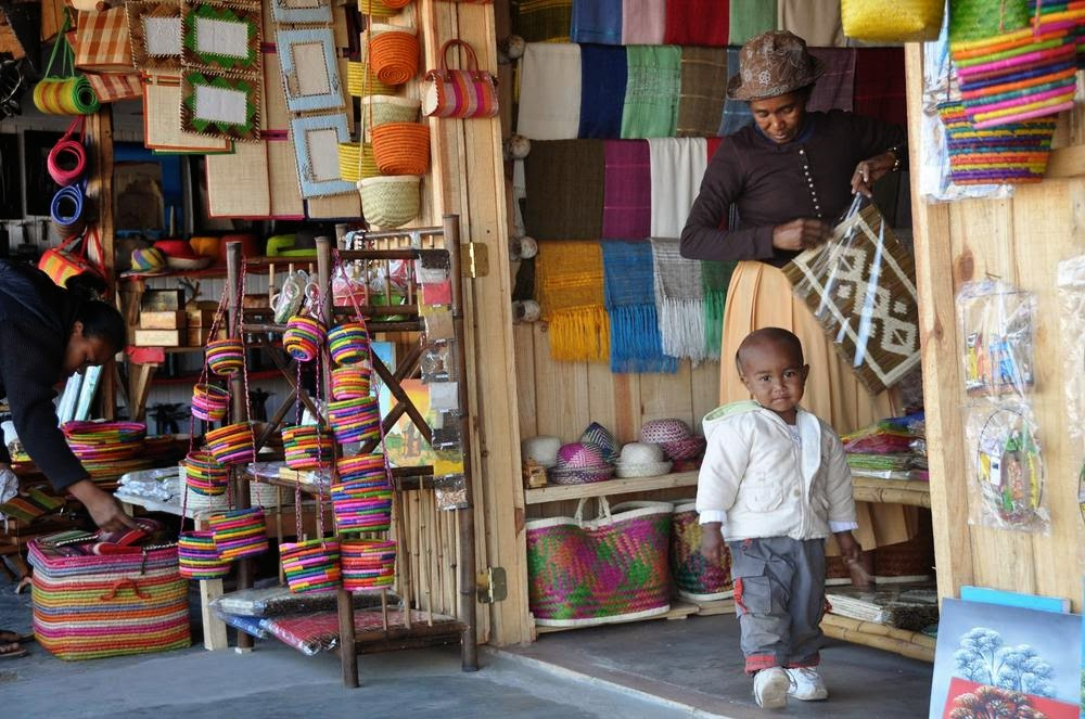 African Market Pictures