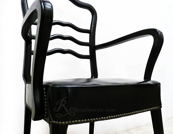 Retroalmacen tienda online de antig edades vintage y decoraci n soberbia butaca o silla de - La boutique de la silla madrid ...