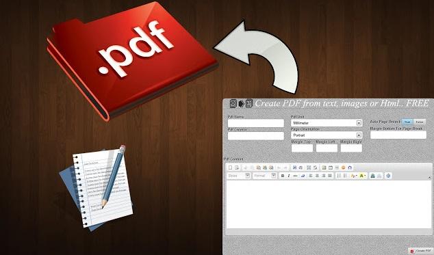 Free PDF Maker for chrome