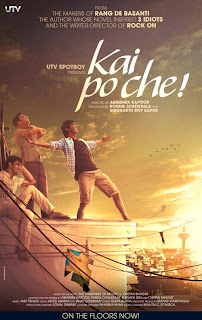 Kai Po Che! 2013 Watch Online Free Download Full Movie