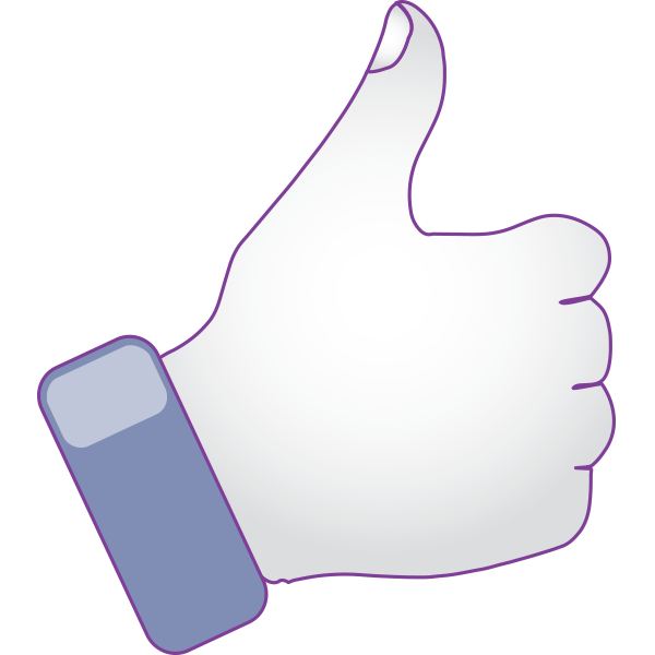 Thumbs Up Icon | Symbols & Emoticons